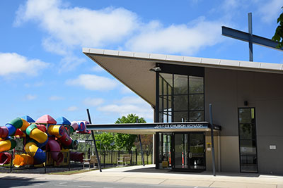 C3 Church Monash with playground